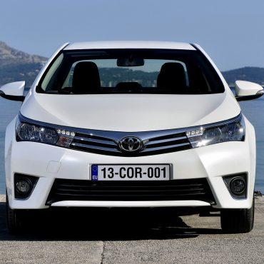 Full-Model Changes For Toyota Tercel